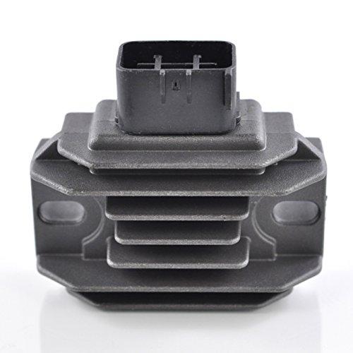 Regulator For Kawasaki KFX 400 450 R KX 250 F KX 450 F  Suzuki LTZ 400 Quadsport Z400 VanVan 200 1999-2017 OEM Repl 21066-S004 32800-05F10 32800-05F20 21066-S011 21066-0017 21066-0042