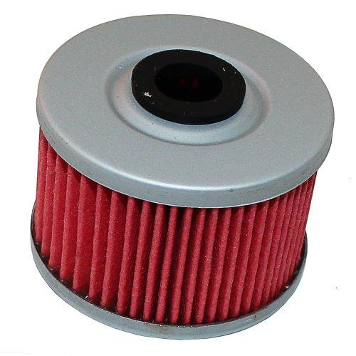 Caltric OIL FILTER Fits HONDA KLX 300 R KLX300R KLX-300R 1996-2008