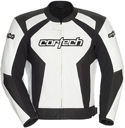 Cortech Latigo 2 Jacket WhtBlk Xxl