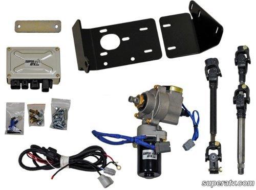 Super ATV Polaris RZR XP 900 EZ Steer Power Steering Kit