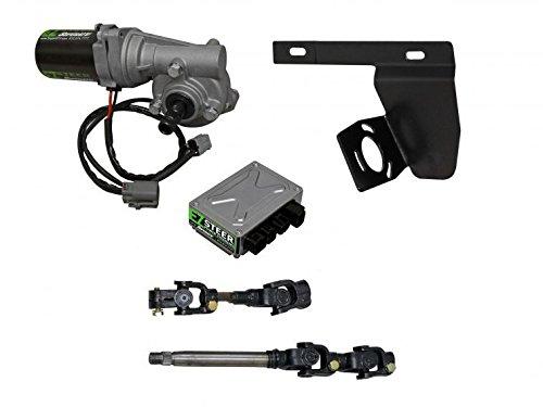 SuperATV John Deere Gator Power Steering Kit by EZ Steer - Multiple Models 2005