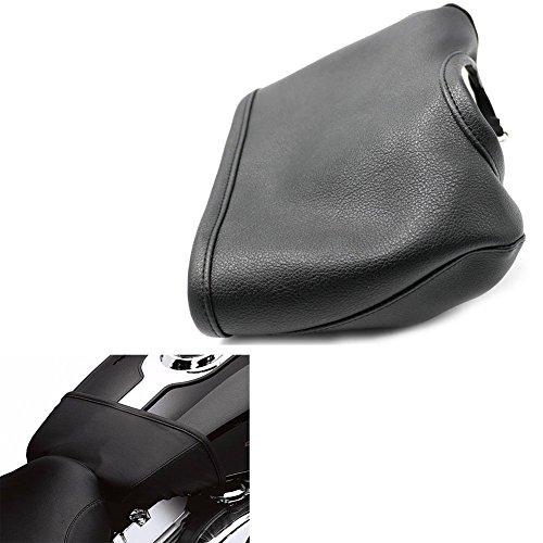 Alpha Rider Black Vinyl Fuel Tank Bra Shield Sheet Cover Protector For Harley Street Bob FXDB 2010-2017  Street Bob FXDB 2007-2008  Street Bob EFI FXDBI 2006