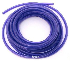 Helix Clear Purple 18 Polyurethane Fuel  Vent Line - 10 Feet