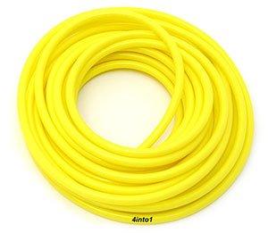Helix Yellow 18 Polyurethane Fuel  Vent Line - 5 Feet