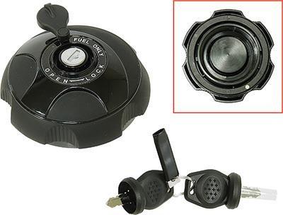 Sports Parts Inc AT-07559 Locking Gas Tank Cap