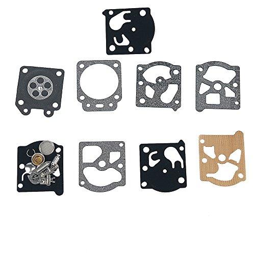 Savior Carburetor Carb Repair Kit K24-WAT for Walbro K24 WAT WT866 WT925 WT775 WT669 WT630 WT274
