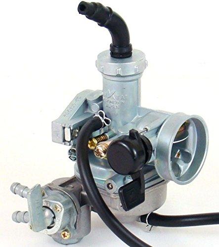 MothAr Carburetor fits Honda ATV 3-Wheeler ATC 90 ATC 110 ATC 125M