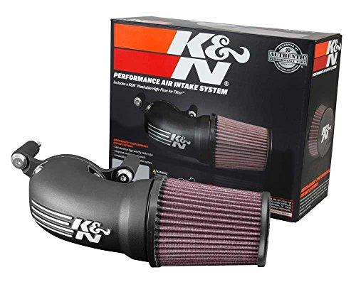 K&N 63-1134 K&N Engineering Inc Performance Intake Kit