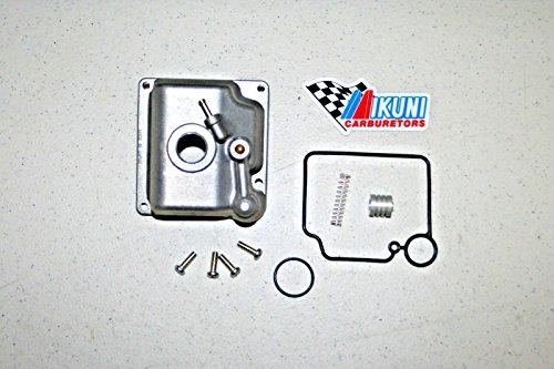 Genuine Mikuni HSR42 HSR45 9 Piece Carburetor Float Bowl parts kit