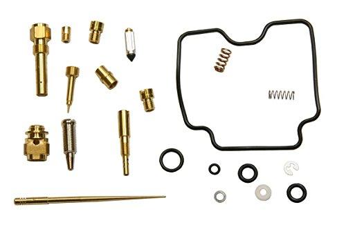 OuyFiltersTMCarburetorCarb Rebuild Repair Kit for 2002 2003 2004 2005 Yamaha Grizzly 660 4x4 YFM660FW