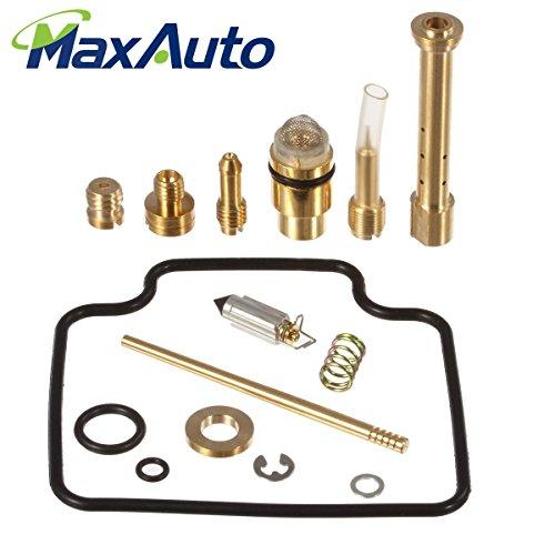 Carburetor Carb Repair Rebuild Kit for 1998 1999 2000 2001 2002 Suzuki Quadrunner 500 LTF500F