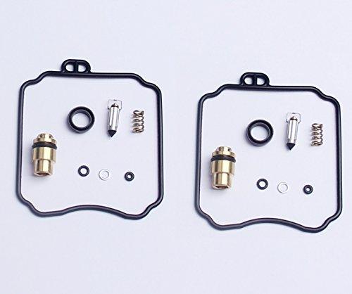 New 2x Carburetor Carb Repair Rebuild Kits For Yamaha XV250 Virago XVS650 V-Star 18-5171