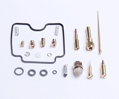 New Carburetor Repair Kit Carb Rebuild Kit For Yamaha Grizzly 660 YFM660FW 4x4 2002 2003 2004 2005
