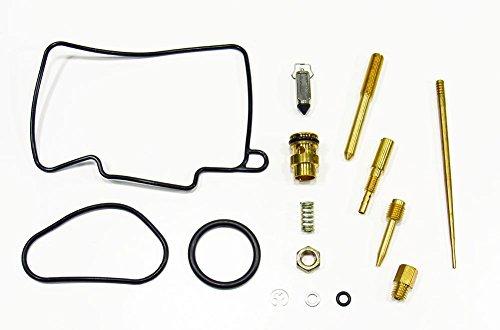 Outlaw Racing OR2484 Carburetor Carb Complete Master Repair Rebuild Kit Yamaha YZ125 02-04