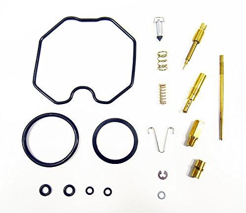 Outlaw Racing OR2535 Carburetor Carb Complete Master Repair Rebuild Kit Honda CRF150F 03-05