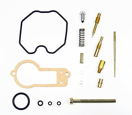 Outlaw Racing OR2536 Carburetor Carb Complete Master Repair Rebuild Kit Honda CRF230F 03-05