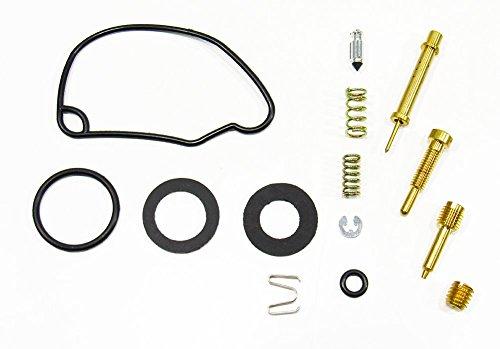 Outlaw Racing OR2542 Carburetor Carb Complete Master Repair Rebuild Kit fits HONDA CRF50F 2004-2005 XR50R 2000-2003