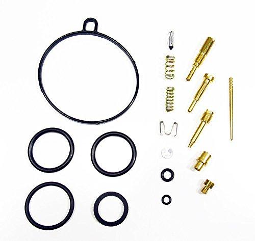 Outlaw Racing OR2544 Carburetor Complete Master Repair Rebuild Kit Honda CRF70 CRF70F XR70 XR70R