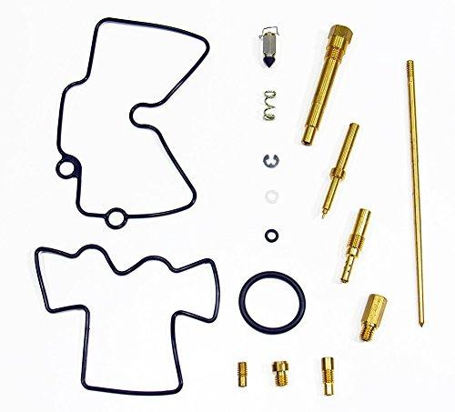 Outlaw Racing OR2557 Carburetor Carb Complete Master Repair Rebuild Kit YZ250F 2003 2004 2005 2006