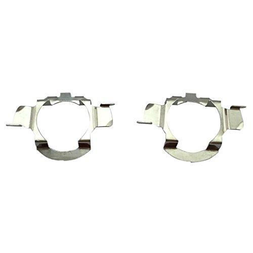 GZXY H7 LED Headlight Bulb Holder Adapter For Benz Audi BMW Z4 X5 VW Jetta New Bora Sagitar 2 PCS