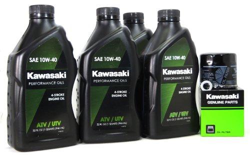 2010 Kawasaki MULE 4010 TRANS4X4 DIESEL Oil Change Kit