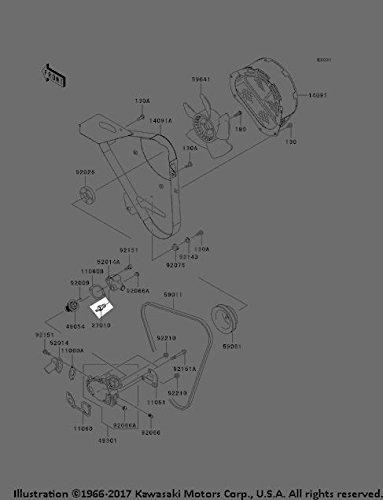 Kawasaki Mule 4010 3010 2510 2000-2013 Thermostat Switch 27010-1414 New OEM