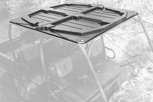New Quadboss 2-Piece with Storage Hard Roof - 2005-2014 Kawasaki Mule 4010 Trans 4x4 UTV