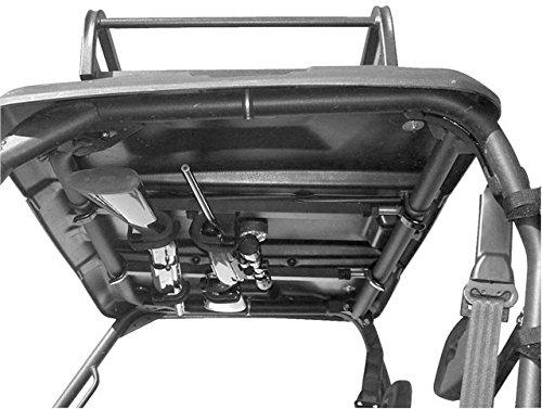 UTV Gun Rack - UTV Overhead Gun Rack For Kawasaki Mule 4010  230 to 280 front to back by Great Day