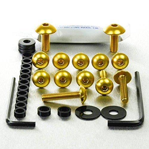 Aluminium Fairing Kit Triumph Tiger 955i Gold