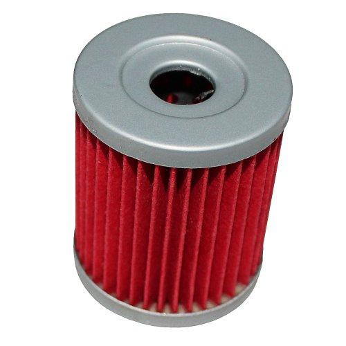 Caltric Oil Filter Fits Fits SUZUKI LTF4WDX LT-F4WDX LT F4WDX King Quad 300 1991-1996 1997 1998