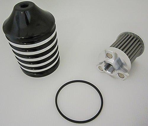 HardDrive EM-0017 Billet Reusable Oil Filter1 Pack