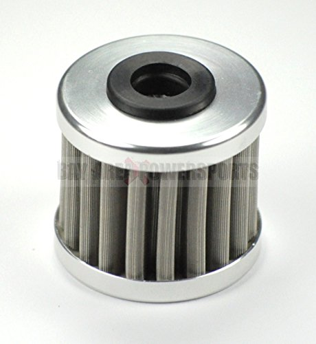 Stainless Steel Reusable Oil Filter Honda CRF150 CRF150R CRF 150 R 2007-2012