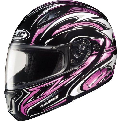 HJC Atomic Modular Womens CL-MAX II On-Road Racing Motorcycle Helmet - MC-8  X-Small