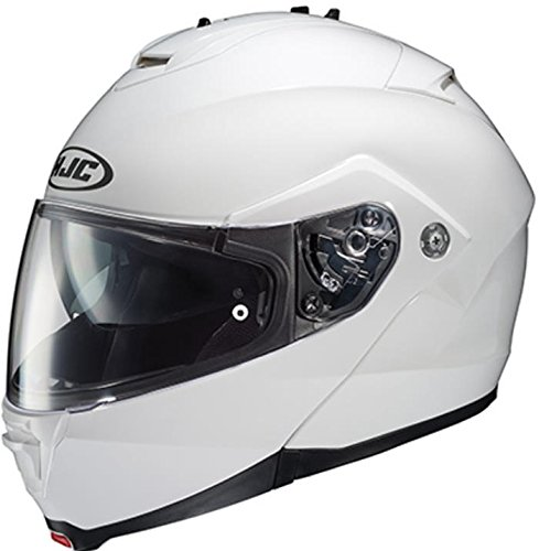 HJC IS-Max II Modular Helmet Gloss White 3XL