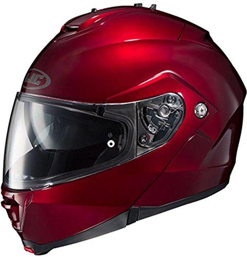 HJC IS-Max II Modular Helmet Wine 3XL