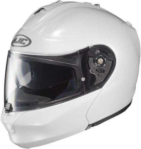 HJC RPHA-MAX Modular Motorcycle Helmet White Medium