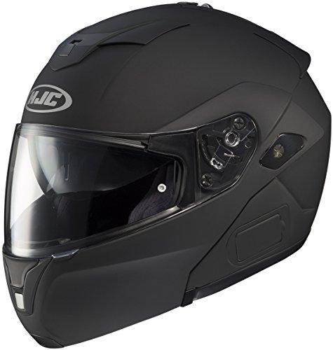 HJC Sy-Max III Modular Motorcycle Helmet Matte Black Extra Large XL