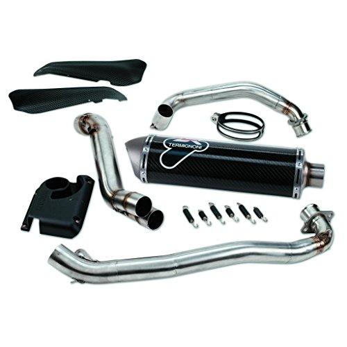 Ducati Termignoni Carbon Exhaust System-Hyper 796
