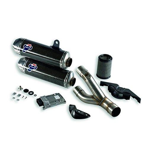Ducati Termignoni Carbon Racing Silencer Kit-M1100 EVO