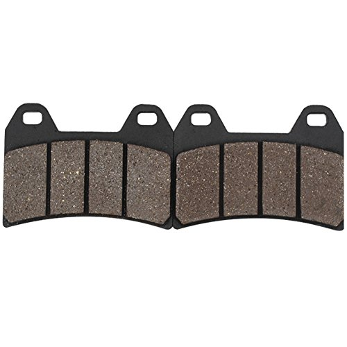 Cyleto Front Brake Pads for DUCATI 400 Monster 400 2000 2001 2002 2003 2004  Dark 400 2000-2004  Monster Dark ie 400 2005 2006