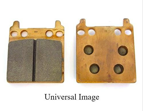 Rear Grooved Brake Pads for Ducati 400 Monster 2000-2001