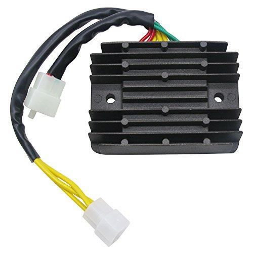 ECLEAR Motorcycle Voltage Rectifier Regulator For DUCATI 1098 848 1198