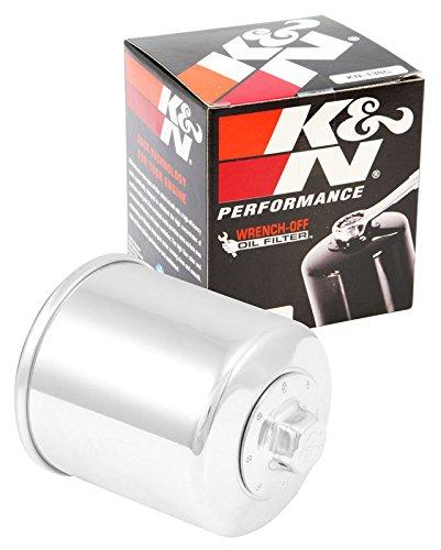 K&N KN-138C Powersports High Performance Oil Filter