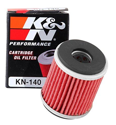 K&N KN-140 Yamaha High Performance Oil Filter