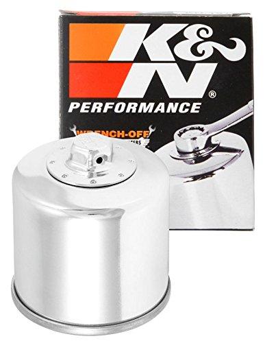 K&N KN-204C Powersports High Performance Oil Filter