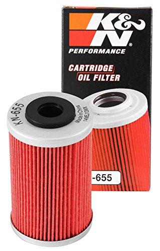 K&N KN-655 KTMHusberg High Performance Oil Filter