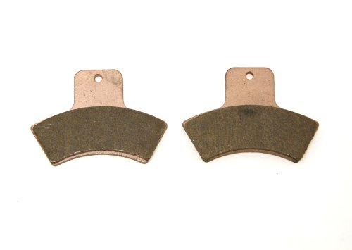 Factory Spec Brake Pads Fits - Polaris Scrambler 500 4x4 98-01 Yamaha RX50 XJ550 Maxim XJ550R Seca FS-432SV