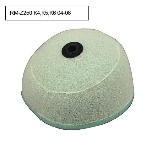 Dual Foam Air Filter Cleaner for Suzuki Rmz250 2004 2005 2006