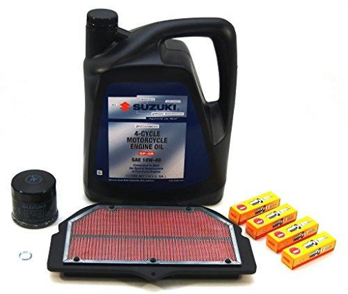 Suzuki OEM Tune Up Kit GSXR600 01-03 GSXR Gixxer 600
