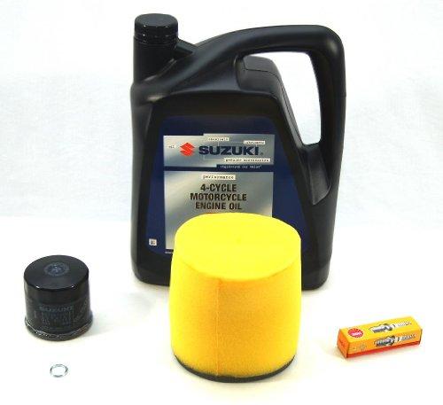 Suzuki OEM Tune Up Kit LTF400 04-14 Eiger King Quad